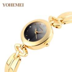 Đồng hồ nữ lắc tay đính đá YOHEMEI CH371 – D1A