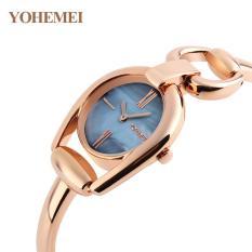 Đồng hồ nữ lắc tay đính đá YOHEMEI CH372 – D1A