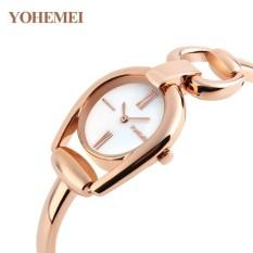Đồng hồ nữ lắc tay đính đá YOHEMEI CH372 – D7A