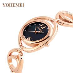 Chỗ bán Đồng hồ nữ lắc tay đính đá YOHEMEI CH373 – D1A