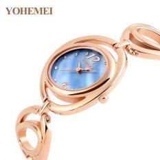 Chỗ bán Đồng hồ nữ lắc tay đính đá YOHEMEI CH373 – D2A