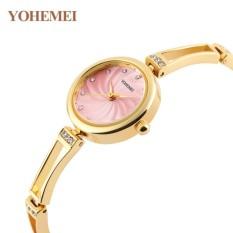 Cập Nhật Giá Đồng hồ nữ lắc tay đính đá YOHEMEI CH374 – D10A  Tini shop