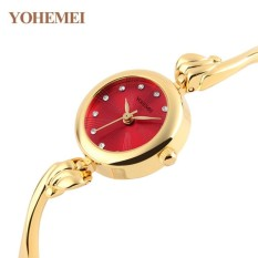 Đồng hồ nữ lắc tay đính đá YOHEMEI CH375 – 4A