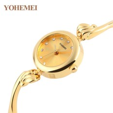Giá Đồng hồ nữ lắc tay đính đá YOHEMEI CH375 – 9A  Tini shop