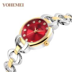 Giá Niêm Yết Đồng hồ nữ lắc tay đính đá YOHEMEI CH378 – 4A  Tini shop