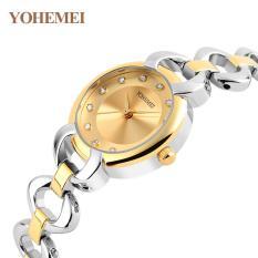 Đồng hồ nữ lắc tay đính đá YOHEMEI CH378 – 9A