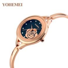 Đồng hồ nữ lắc tay đính đá YOHEMEI CH380 – 2A