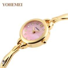 Đồng hồ nữ lắc tay đính đá YOHEMEI CH384 – 10A