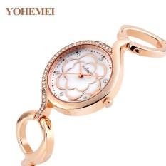 Đồng hồ nữ lắc tay đính đá YOHEMEI CH387 – 7A