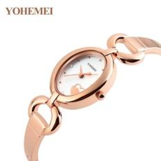 Đồng hồ nữ lắc tay đính đá YOHEMEI CH390 – 7A