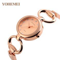 Nơi nào bán Đồng hồ nữ lắc tay đính đá YOHEMEI CH391 – 9A