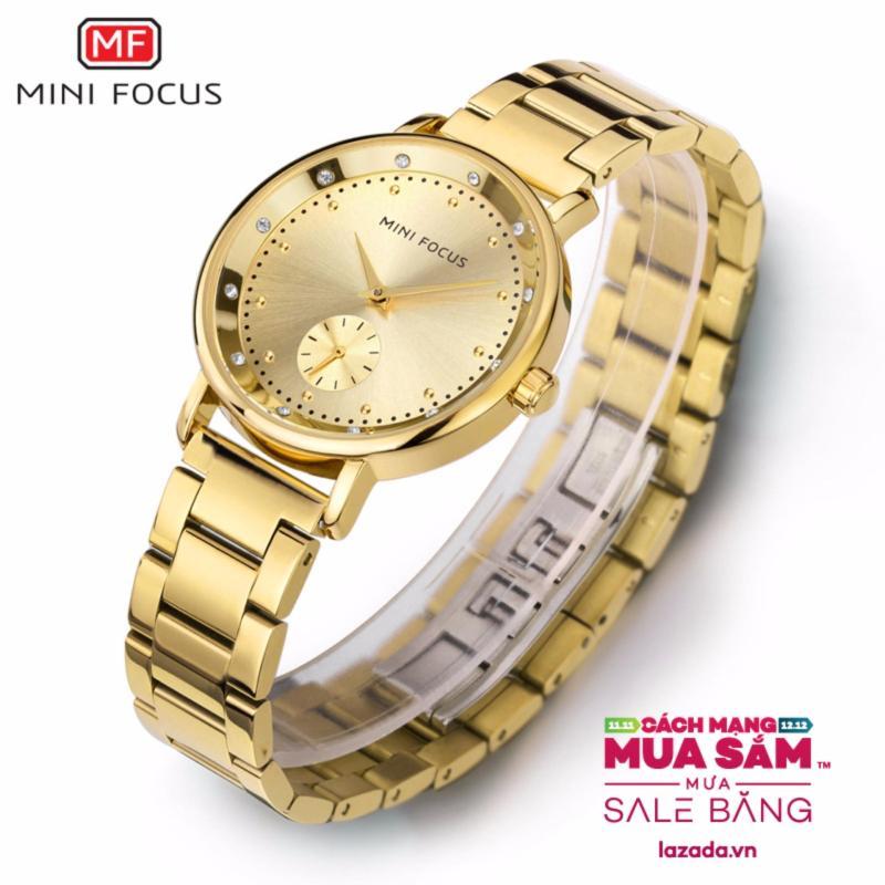 Nơi bán Đồng hồ nữ MINI FOCUS dây thép kim rốn MDH-MF37