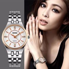 Đồng hồ nữ Skmei 1133 màu trắng cực xinh