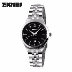 Đồng hồ nữ Skmei 9071 mặt đen cực xinh