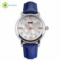 Đồng hồ Nữ Skmei 9095 Vân Cánh Hoa – Mã: DHA424