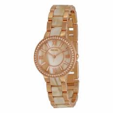 Đồng hồ nữ thép không gỉ Fossil FO74 (Vàng hồng)