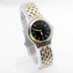 Bảng Giá Đồng hồ nữ thời trang cao cấp Halei – HL668 (Mặt đen)