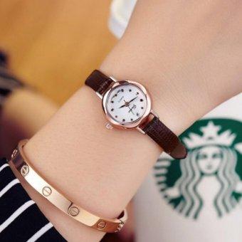Đồng hồ nữ Yuhao dây nhí xinh xắn - 3
