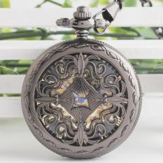 Đồng hồ quả quýt lên cót tự động Royal