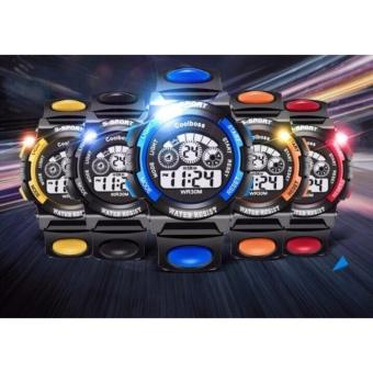 Đồng hồ S-sport thể thao thời trang cho Nam/ Bé trai (Nhiều màu) D