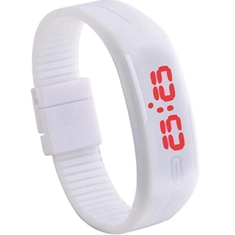 Nơi bán Đồng hồ Sport LED dây nhựa dẻo