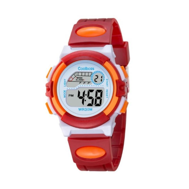 Đồng hồ thể thao CoolBoss 0916 (Đỏ) bán chạy
