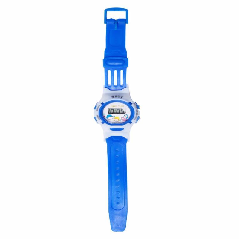 Đồng hồ thể thao dây nhựa trẻ em GE218 bán chạy