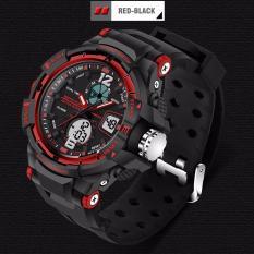 Đồng hồ thể thao nam SANDA, siêu bền chống nước, đồng hồ kỹ thuật số , chất liệu cao cấp