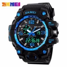 Đồng hồ thể thao nam Skmei 1155-SshockD1- Viền đen-tpWatch
