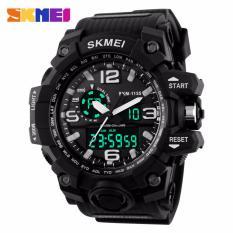 Cách mua Đồng hồ thể thao nam Skmei 1155-SshockD1- Viền đen-tpWatch