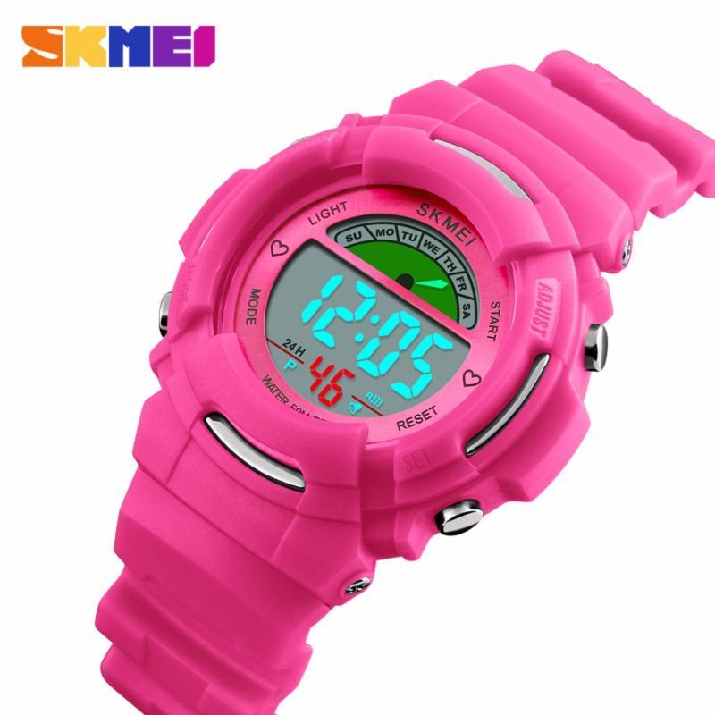 Đồng hồ thể thao trẻ em skmei 1272(HONG) bán chạy