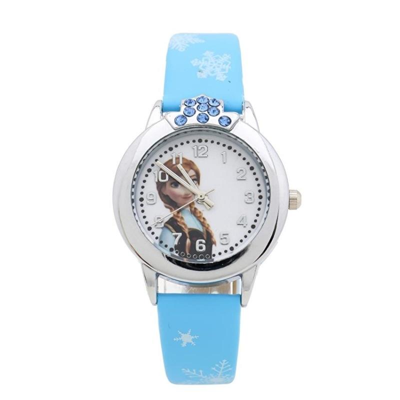 Đồng hồ thời trang bé gái GE103 (Xanh) bán chạy
