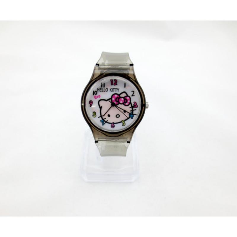 Đồng hồ thời trang bé trai/bé gái GE106 (Xám) bán chạy