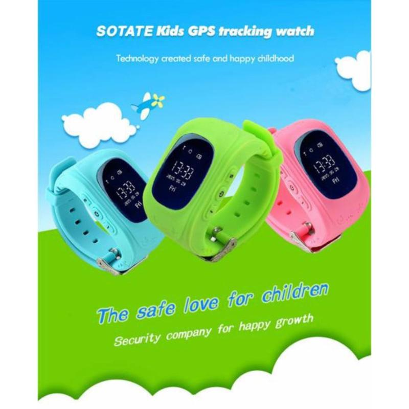 Đồng hồ thông minh có định vị GPS cho trẻ em bán chạy