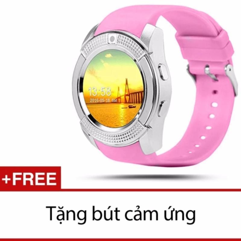 Nơi bán Đồng Hồ Thông Minh Điện Thoại SV8 tặng bút cảm ứng