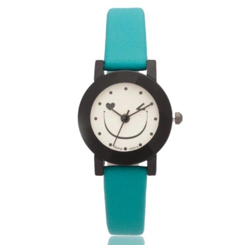 Đồng hồ trẻ em dây da tedd.nmxa (Xanh) bán chạy
