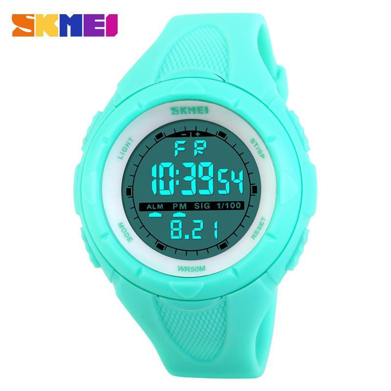 Đồng hồ trẻ em SKMEI DG1074 SPORTWATCH thể thao chống nước dây nhựa bán chạy