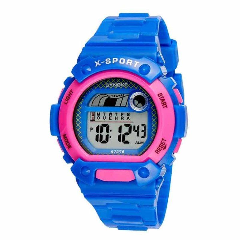 Đồng hồ trẻ em Synoke SY67276 (Xanh dương) bán chạy