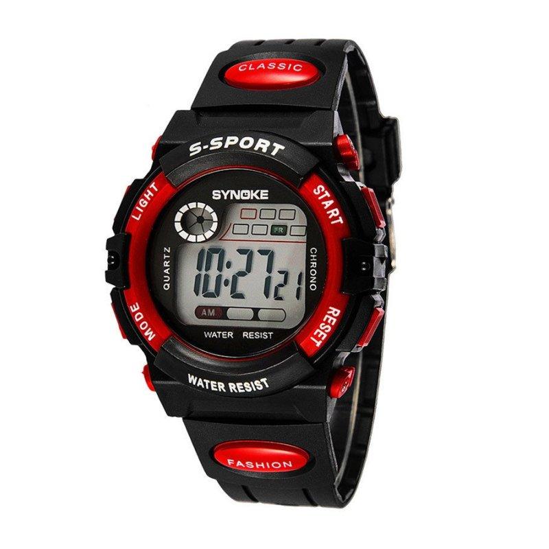 Đồng hồ trẻ em Synoke SY99269 (Đỏ) bán chạy