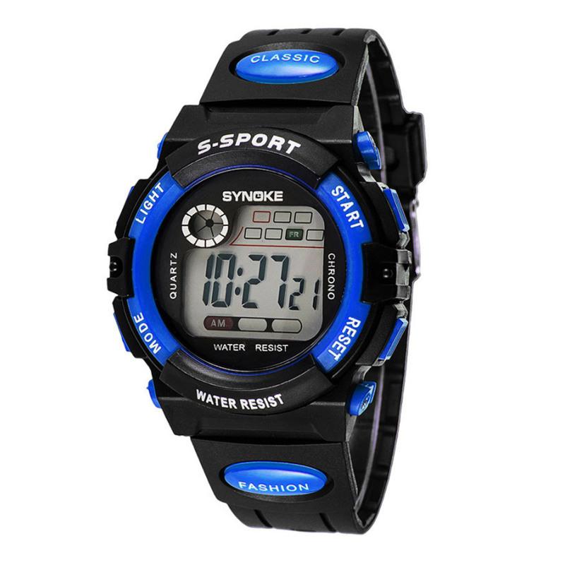Đồng hồ trẻ em Synoke SY99269 (Xanh dương) bán chạy