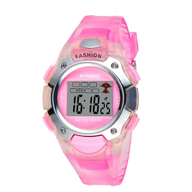 Đồng hồ trẻ em Synoke SY99319 (Hồng) bán chạy