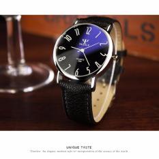 Đồng hồ Yazole 299 nam dây da sang trọng