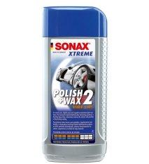 Dung dịch đánh bóng sơn xe Sonax Xtreme polish Wax 2 -  250ml