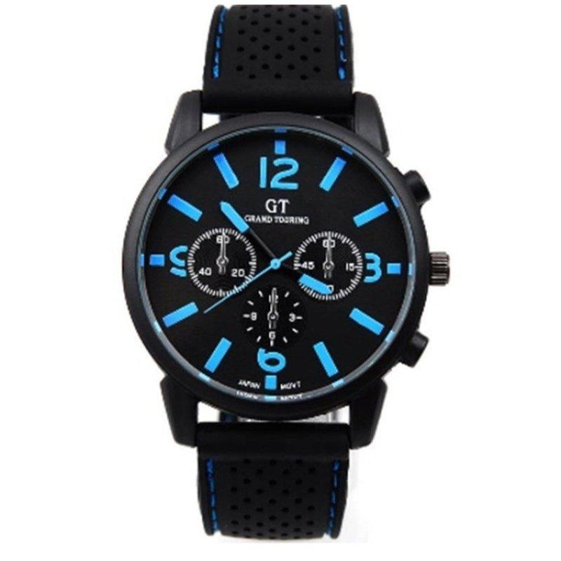 Nơi bán Fashion Sports Car Line Strap Watch(Not Specified)(OVERSEAS) - intl