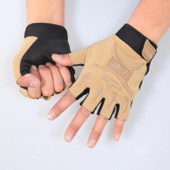 Găng tay chuyên dành cho Phượt thủ MZ816 (Vàng)