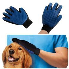 Găng tay massage chải lông cho thú cưng