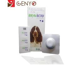 [CHÍNH HÃNG] Thuốc trị viêm da, demodex trên chó 10-20kg – Thuốc Bravecto