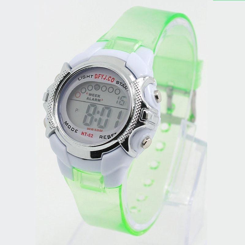 Girl Boy Alarm Date Digital Multifunction Sport LED Light Wrist Watch TG - intl bán chạy