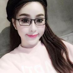 Gọng kính cận nữ siêu nhẹ cao cấp