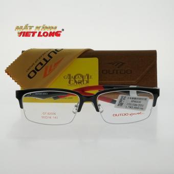 Gọng kính Outdo GT62006-C25 55-16 (Gọng nhựa xẻ cước đen, càng đỏ pha đen) - 8676523 , OU142OTAA54BHBVNAMZ-9428544 , 224_OU142OTAA54BHBVNAMZ-9428544 , 1782000 , Gong-kinh-Outdo-GT62006-C25-55-16-Gong-nhua-xe-cuoc-den-cang-do-pha-den-224_OU142OTAA54BHBVNAMZ-9428544 , lazada.vn , Gọng kính Outdo GT62006-C25 55-16 (Gọng nhựa xẻ
